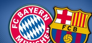 FC Bayern Munich vs FC Barcelona Live Stream Semi Final Champions League - 23 April 2013