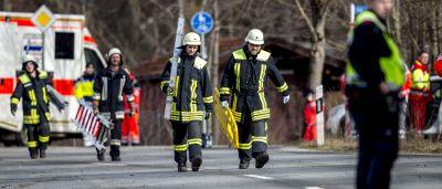 Choque de trens na Baviera