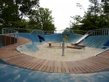 Песочница-чаша, Melis Stoke Park, Нидерланды