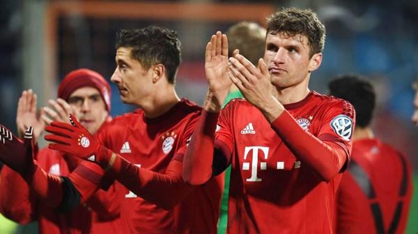 Dortmund tránh được Bayern ở bán kết Cúp QG - ảnh 2