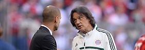 Doc schuld an Verletzungsmisere?: Mller-Wohlfarth erzrnt Guardiola