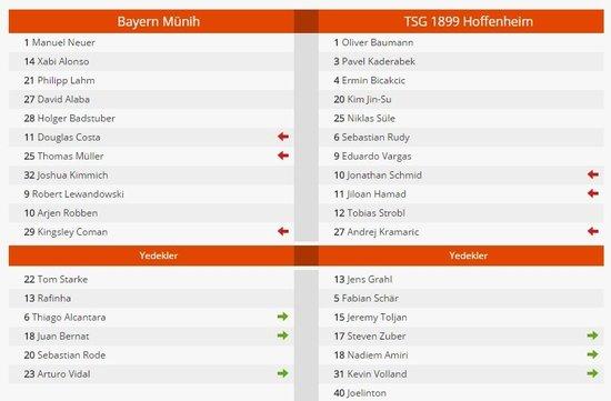 Bayern Lewa ile yıkıp, geçiyor